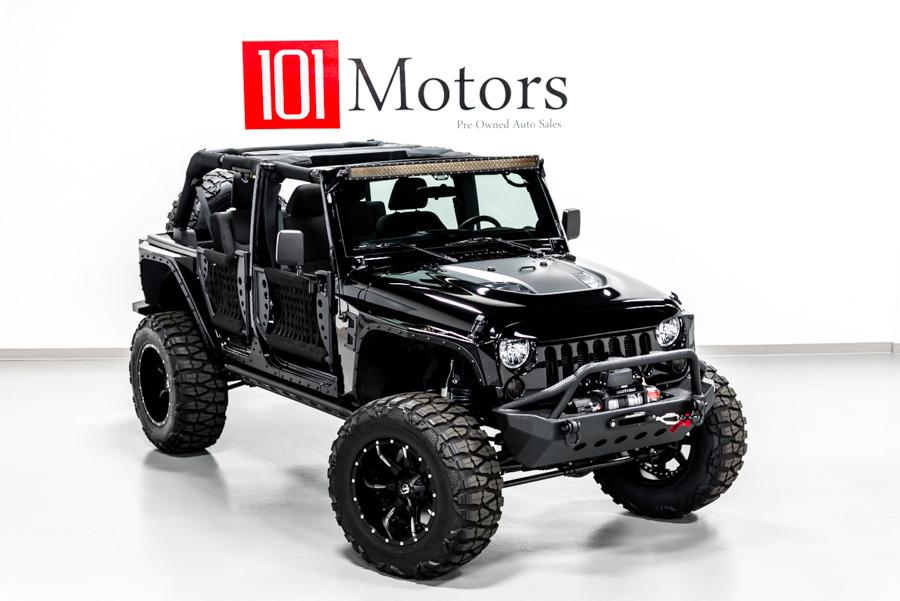 2014 Jeep Wrangler W Tube Doors Black 101 Motors Media