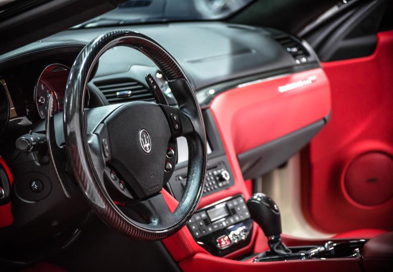 2011 Maserati GranTurismo MC Sport Line Coupe